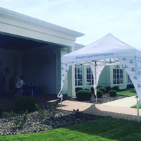 tents for events in hopkinsville