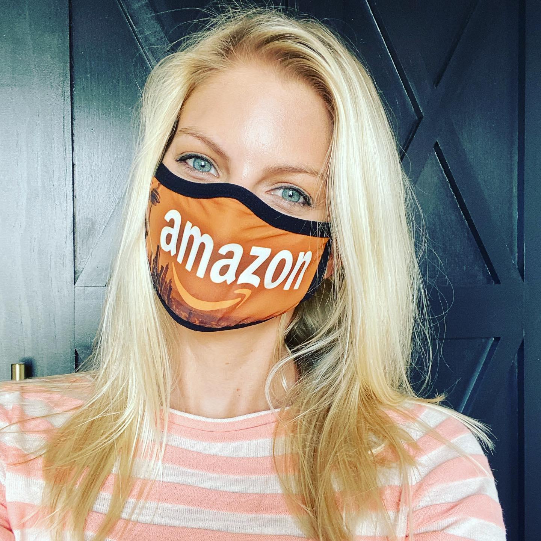 Custom Mask Branded Custom PPE