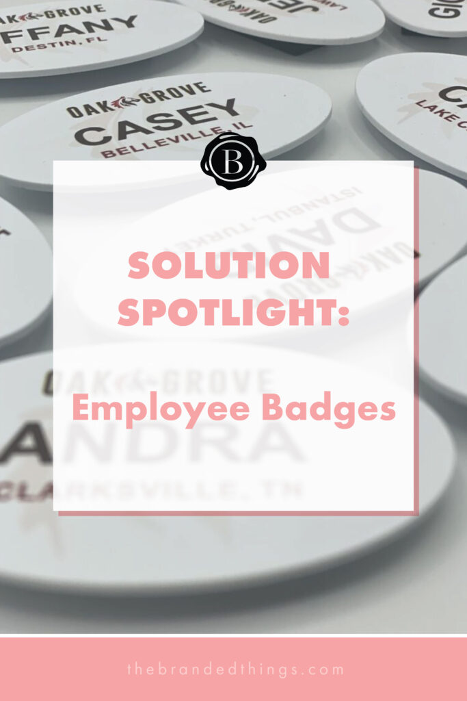 Employee-Badges