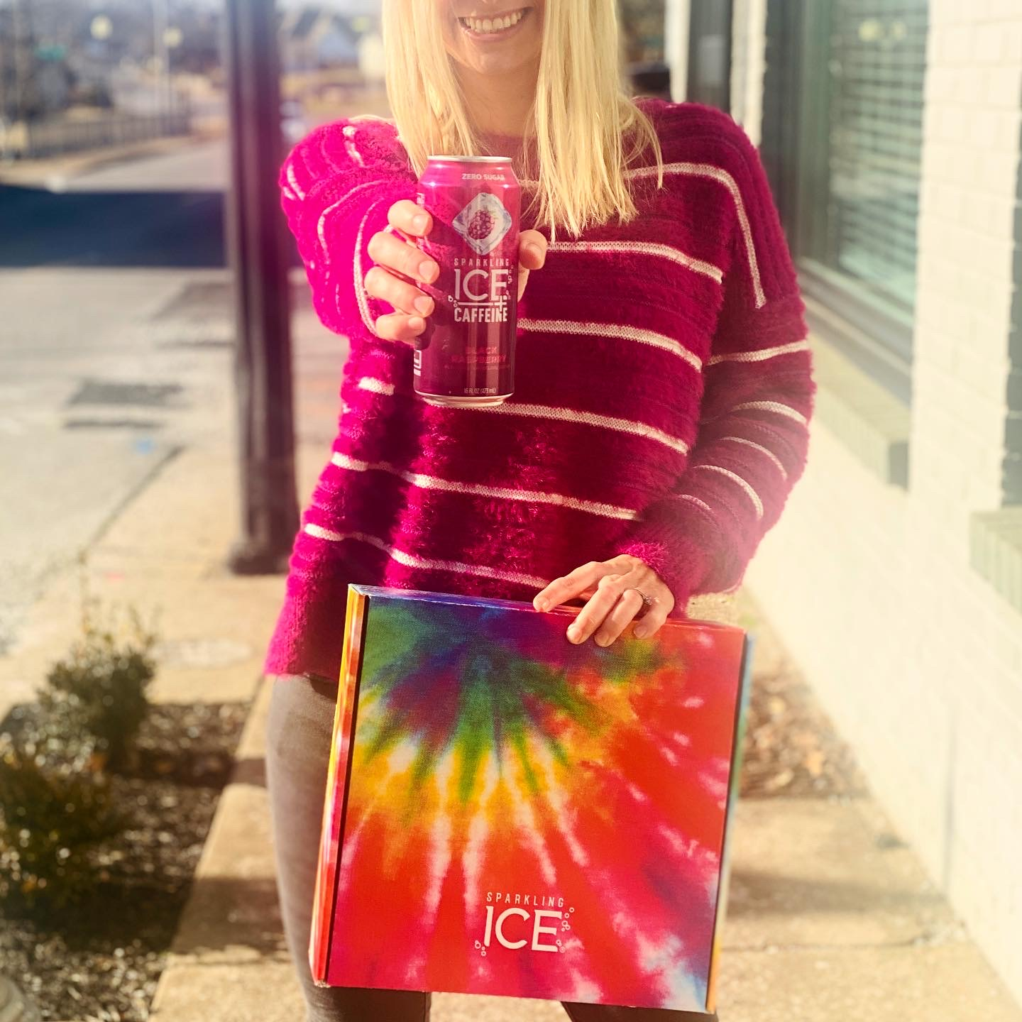 Sparkling-Ice-+Caffiene-Product-Launch-Box