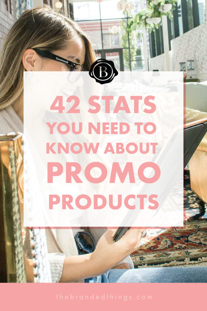 42 Stats You Need to Know About Promo Products