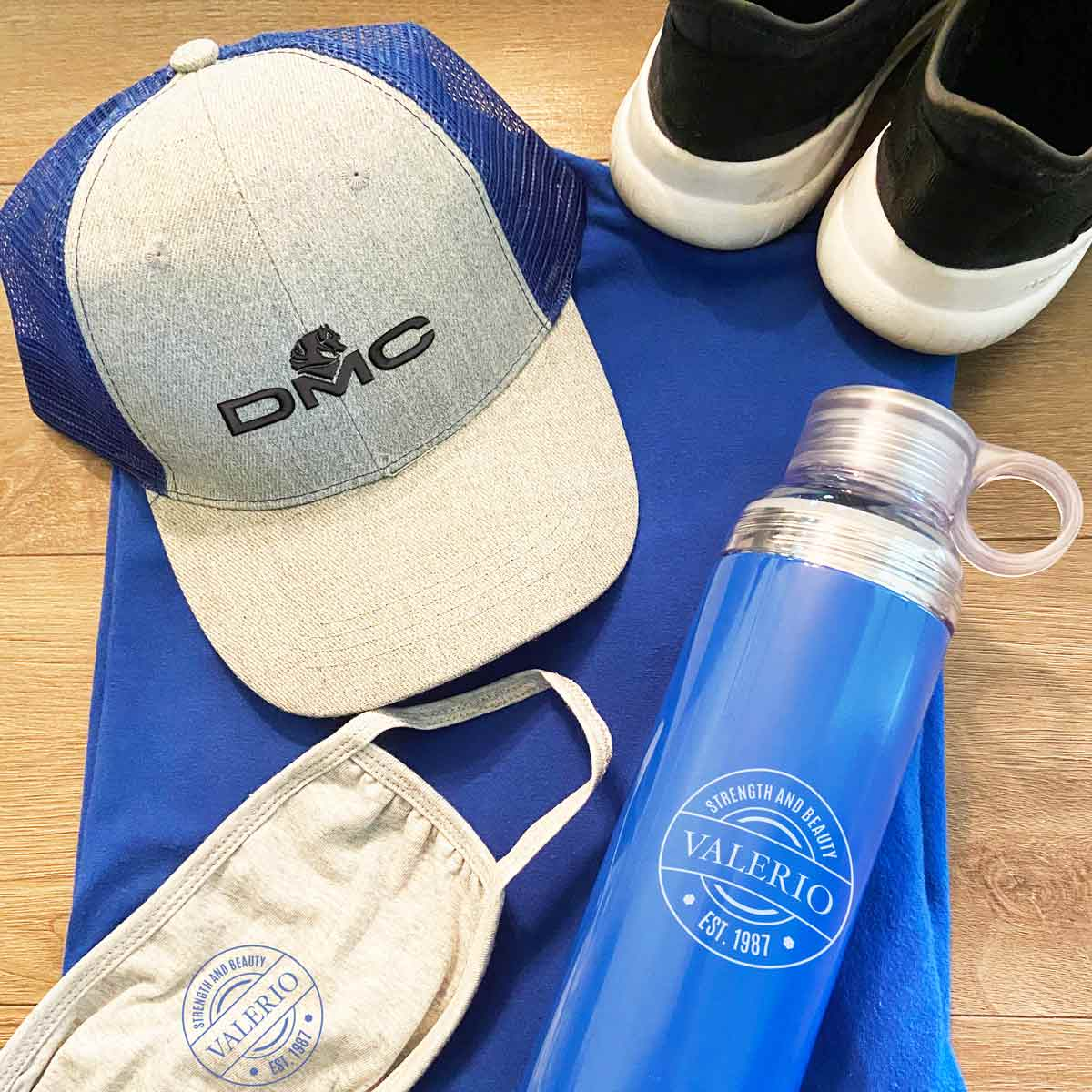 Fitness and Wearable Promotional Products