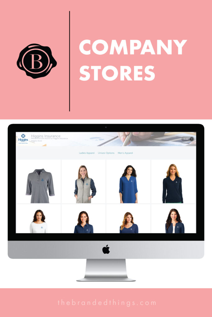 Company Stores for Branded Merchandise
