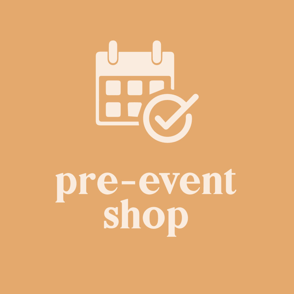 Pre-Event-Promotion-Online-Store