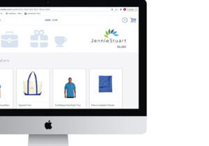 Branded Online Store for Healthcare Apparel